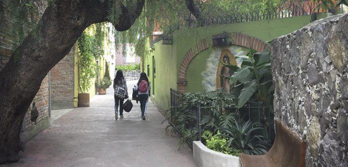 San Miguel de Allende at Hotel Matilda