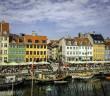 Copenhagen, Nyhaven, old harbor