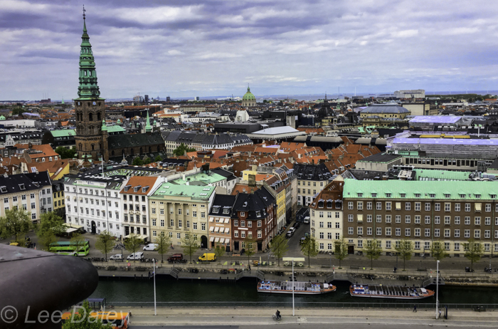 Tarmet Tower View, the tower at Christiansborg Castle
