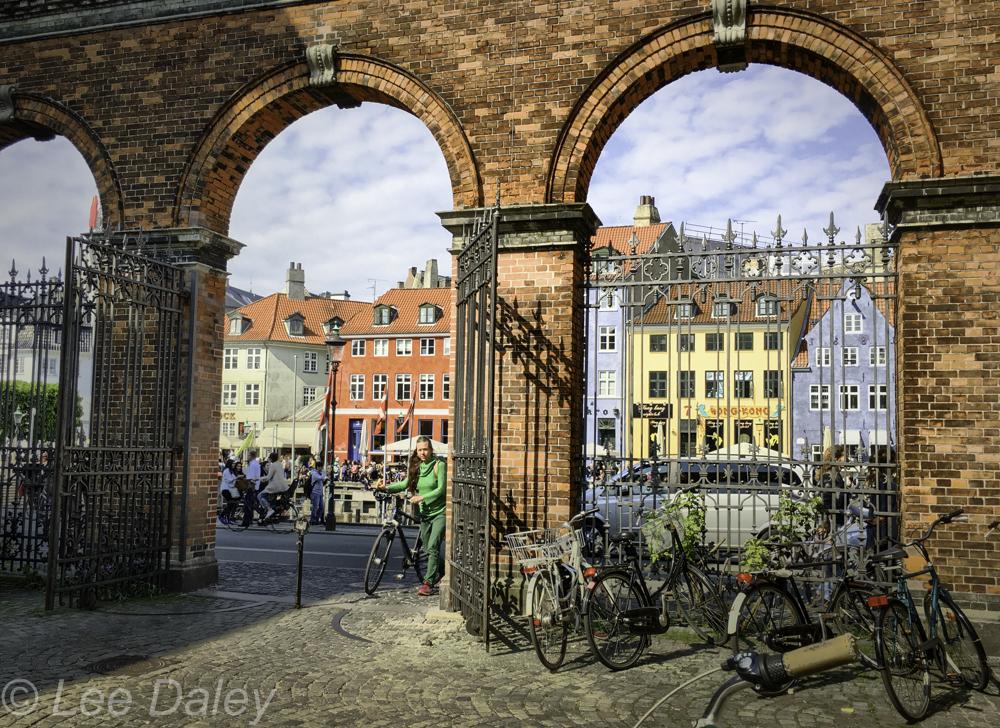 Copenhagen, The Danish Girl, Gharlottenborg Palace