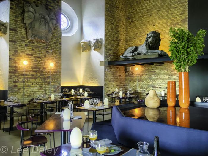 Restaurant Tarnet , Bo Bojesen, Nordic cuisine, Tarnet, Christiansborg Palace, Copenhagen, Denmark, Parliament Building