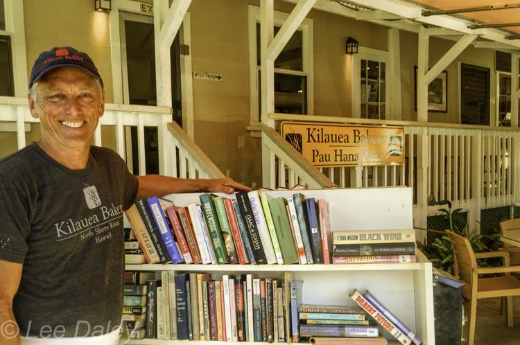 In Kauai, a bumper crop of food trucks, Chef Tom Pickett, Kailauea Bakery,