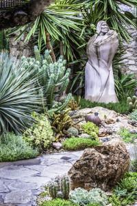 Sculpture Garden, Pozos, Mx.