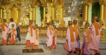 Shwedagon Pagoda, Rangoon, Burma, Yangon, Myanmar, Rangon Renaissance,