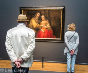 Amsterdam: Bikes, bridges and bread. Rembrandt, Rijksmuseum, Amsterdam museum
