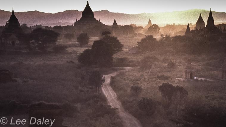 Bagan temples, Myanmar, Burma