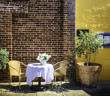 Angele Restaurant, rustic French fare in an old boathouse