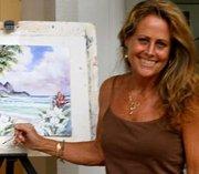 Kauai, art, Patrice Pendarvis, fine art, island