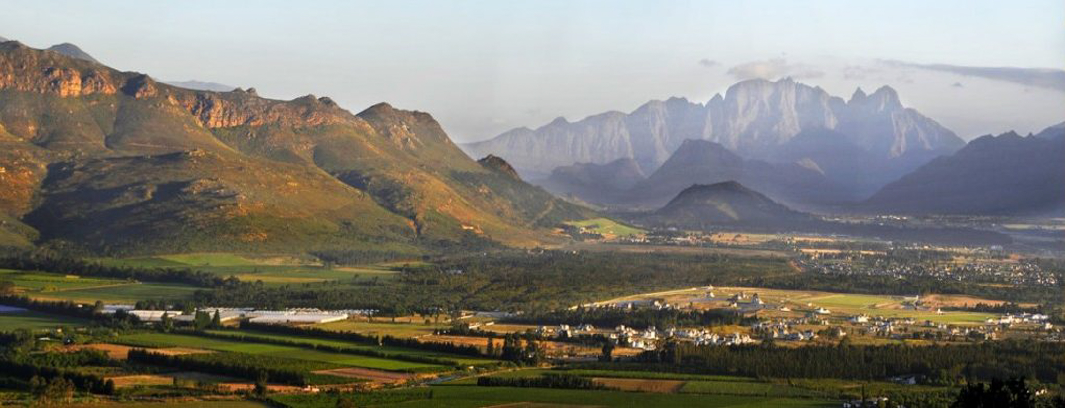 Exploring South Africa's Cape Winelands, South Africa