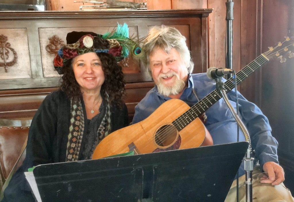 Lake County: A Sweet Spot Getaway north of San Francisco, Live music for Sunday Brunch, Blue Wing Saloon & Cafe