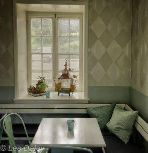 Garden Cafe, King's Garden, Rosenborg Castle, Copenhagen, Denmark
