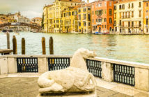 Peggy Guggenheim home on the Grand Canal, Venice