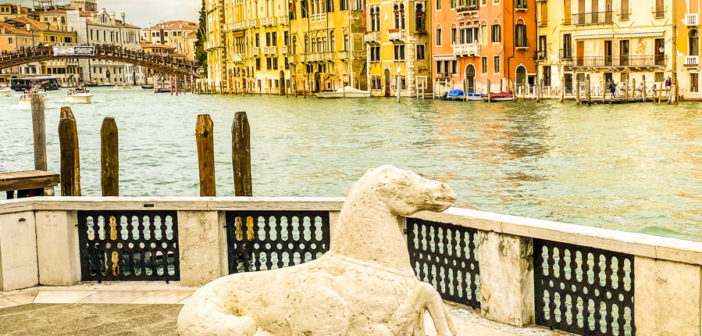 Peggy Guggenheim: At Home in Venice