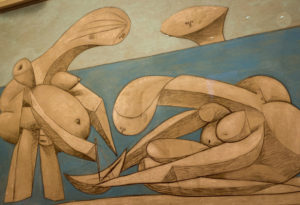 """""""On the Beach"""", Pablo Picasso"""