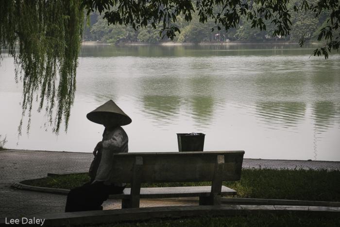 diverse culture of Vietnam, Hoan Kiem Lake, Hanoi, Vietnam, Hanoi's outdoor living room