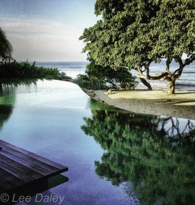 Casa Majani infinity pool, Bay of Banderas