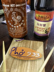Palm Springs, Vietnamese food, menu, cuisine, 533 Viet-Fusion, pad thai, sushi rolls, lively atmosphere