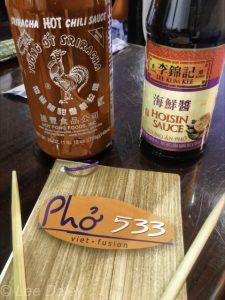 Palm Springs, Vietnamese food, menu, cuisine, 533 Viet-Fusion, pad thai, sushi rolls, lively atmosphere