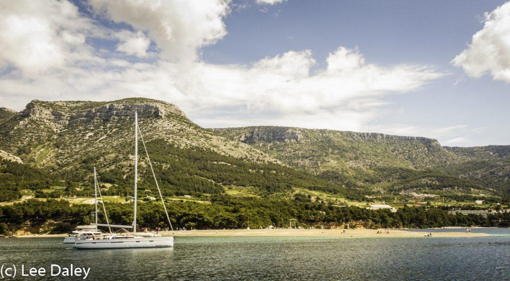Croatia: Being on Brac, Island of Stone and Sea, Golden Horn Beach, Brac Island, Dalmation Coast,
