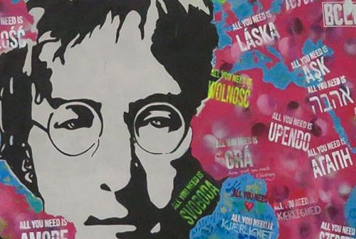 John Lennon Wall: the legend and the legacy