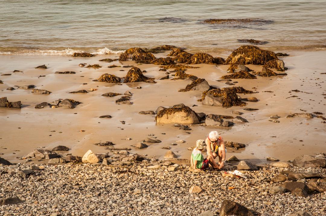 Ogunquit Beach, Maine, seashore, tidepools, rocky shore, New England