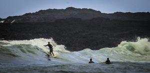 Romantic Kaua, Hawaii's Garden Isle, surfers love Kauai beaches.