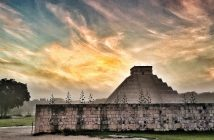 El Castillo. Chichen Itza,Mexico's Yucatan: Deep into Mayaland with Victory Cruise Line